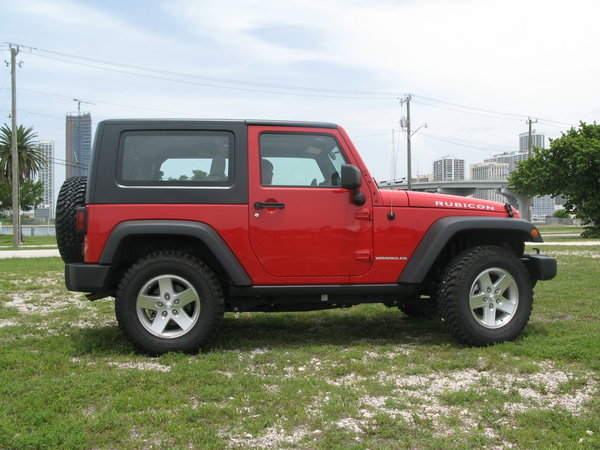 2008 jeep wrangler rubicon   picture 257353 car review