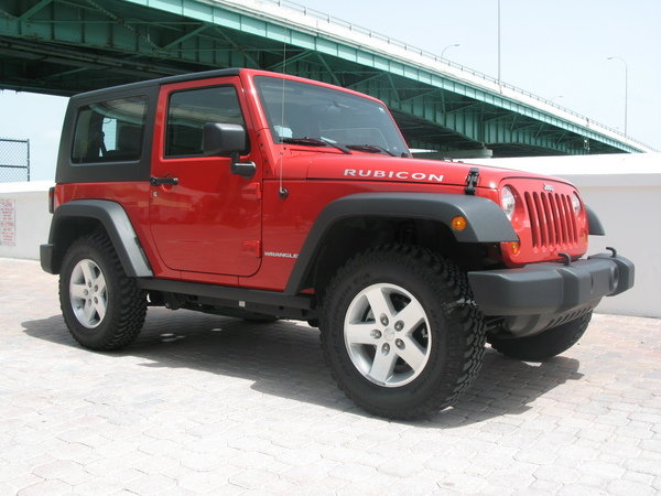 2008 Jeep Wrangler Rubicon Car Review Top Speed