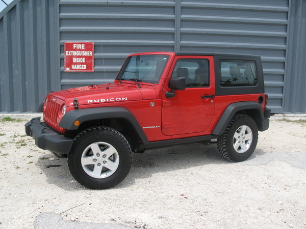 2008 Jeep Wrangler Rubicon Review  Top Speed