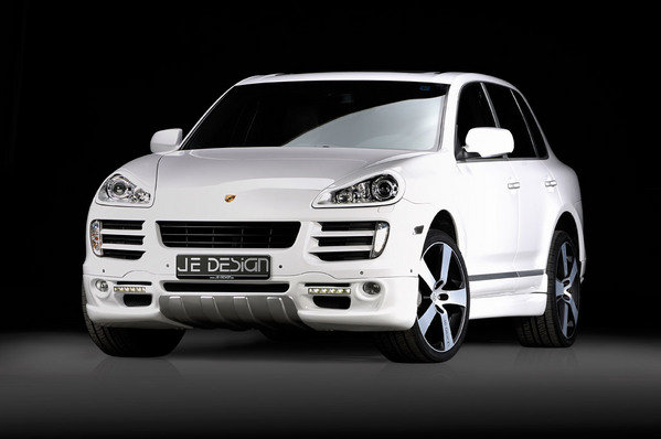 2008 porsche cayenne by je design car review top speed. Black Bedroom Furniture Sets. Home Design Ideas
