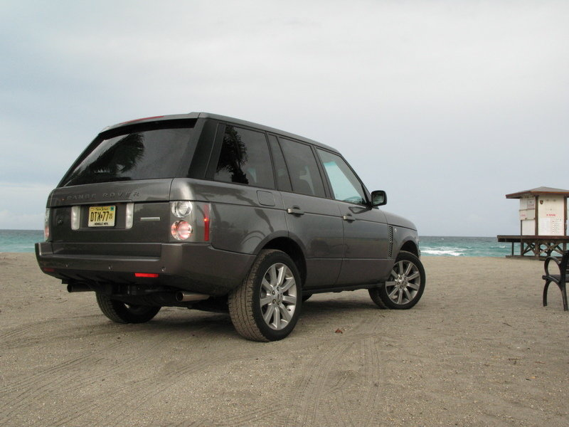 2008 range rover supercharged review top speed. Black Bedroom Furniture Sets. Home Design Ideas