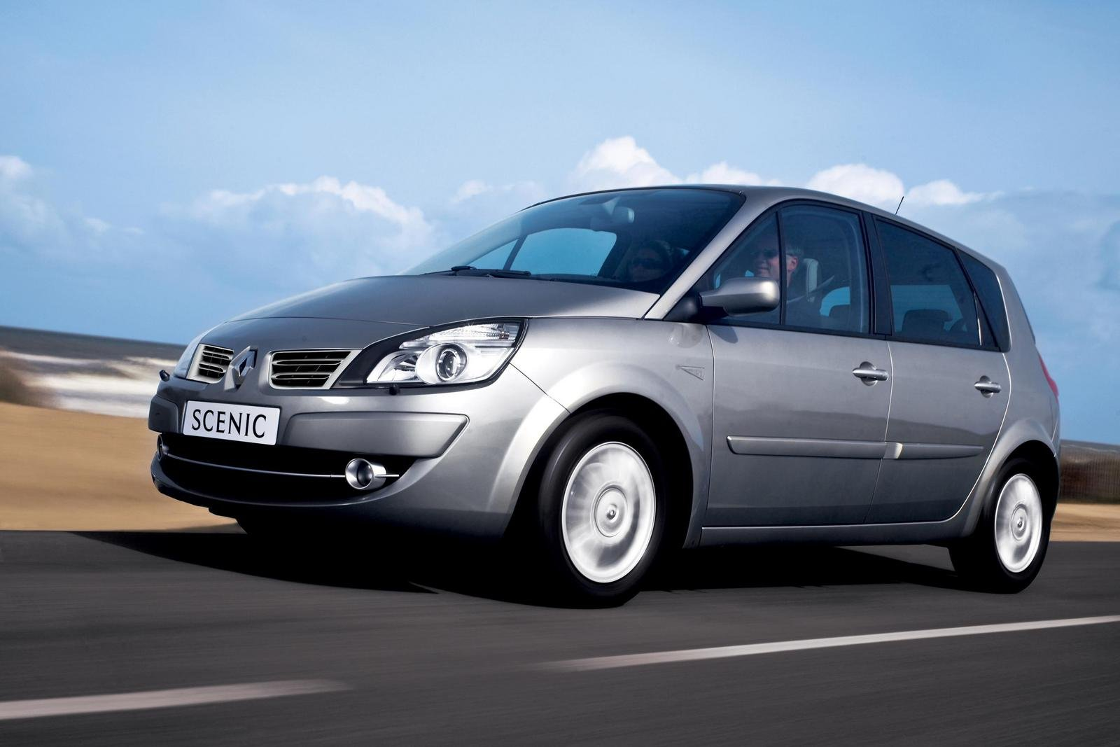 2008 Renault Scenic Review Top Speed