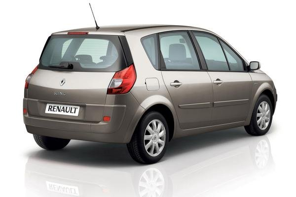 2008 renault scenic car review top speed. Black Bedroom Furniture Sets. Home Design Ideas