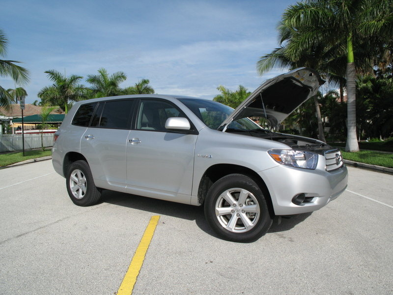 2008 toyota highlander hybrid review top speed. Black Bedroom Furniture Sets. Home Design Ideas