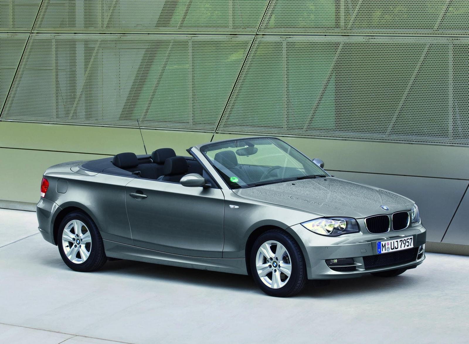 2009 BMW 1 Series Small Sports Cars