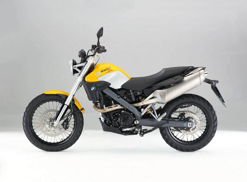 2009 BMW G 650 X Country - image 256021
