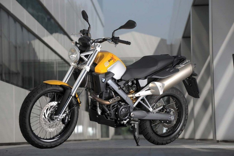 2009 BMW G 650 X Country