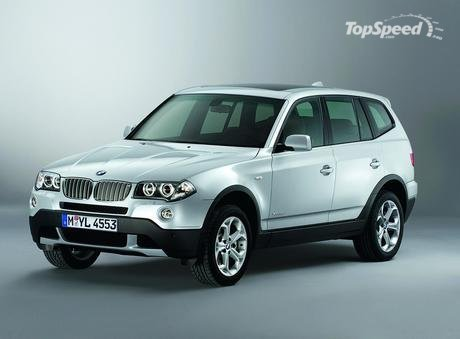 BMW added two new X3 special edition for the 2009 MY: the Editions Lifestyle