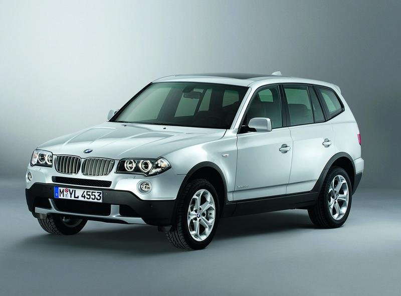 2009 BMW X3 Edition Exclusive and Lifestyle