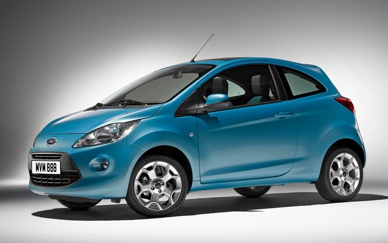2009 Ford Ka - first official photo