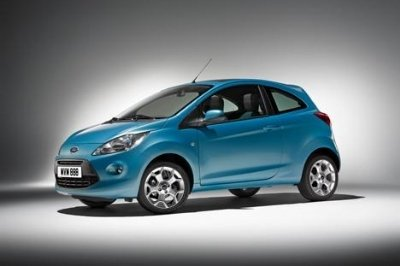 2009 Ford Ka - new official images