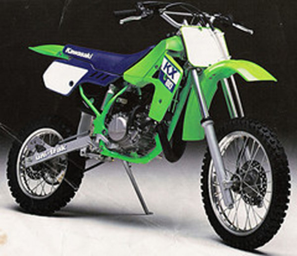 Kawasaki Kdx Top Speed