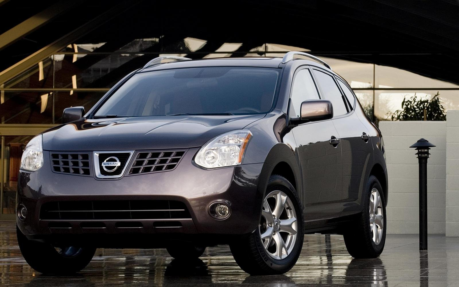 2009 Nissan Rogue Review Top Speed