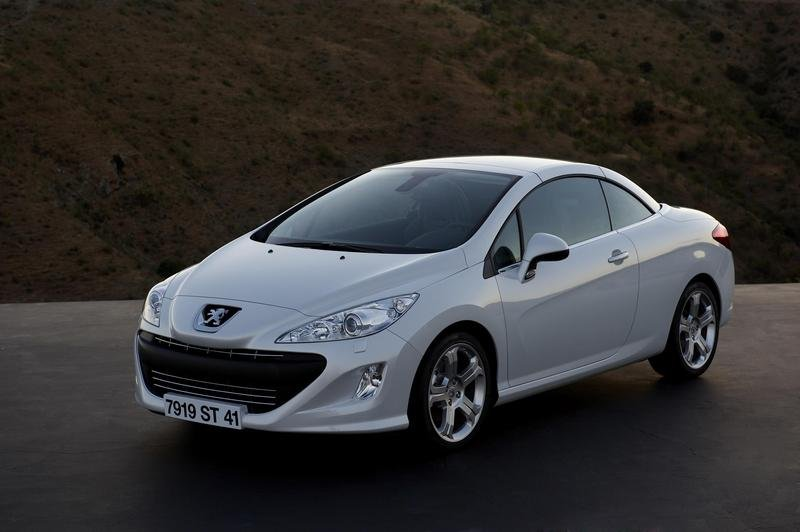 2009 peugeot 308 cc review top speed. Black Bedroom Furniture Sets. Home Design Ideas