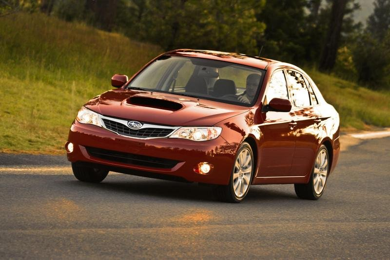 2009 subaru impreza 2 5gt review top speed. Black Bedroom Furniture Sets. Home Design Ideas
