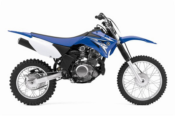 2009 yamaha tt r125e le review top speed for Yamaha ttr 125 top speed