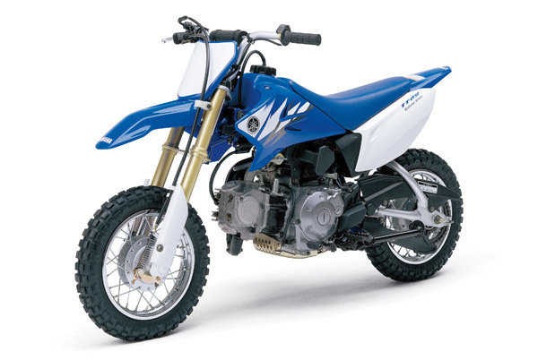 2009 yamaha tt r50e motorcycle review top speed for Yamaha mini dirt bikes