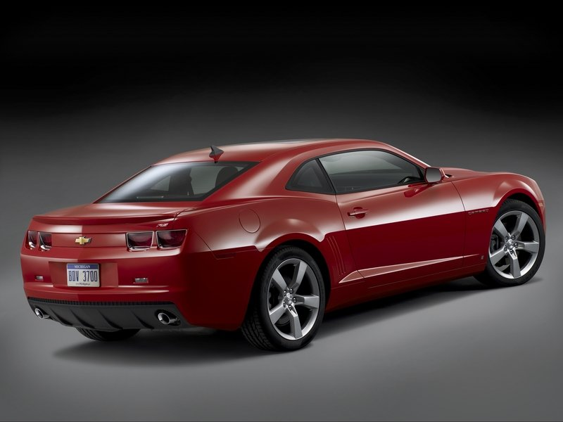 2010 Chevrolet Camaro - first official images - image 257311