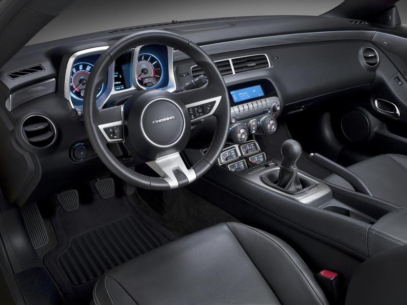 2010 Chevrolet Camaro - first official images - image 257312