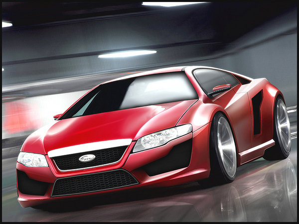 2010 Ford Probe Will Look Like This? | car News @ Top Speed