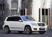 2010 Mercedes GLK - new image gallery - image 256478