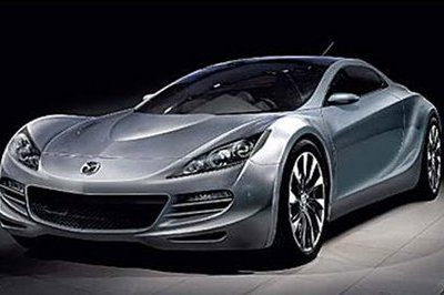 2011 Mazda RX-7 Coupe Rendering