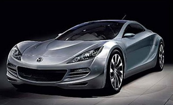 2011 Mazda RX-7 Coupe Rendering News - Top Speed