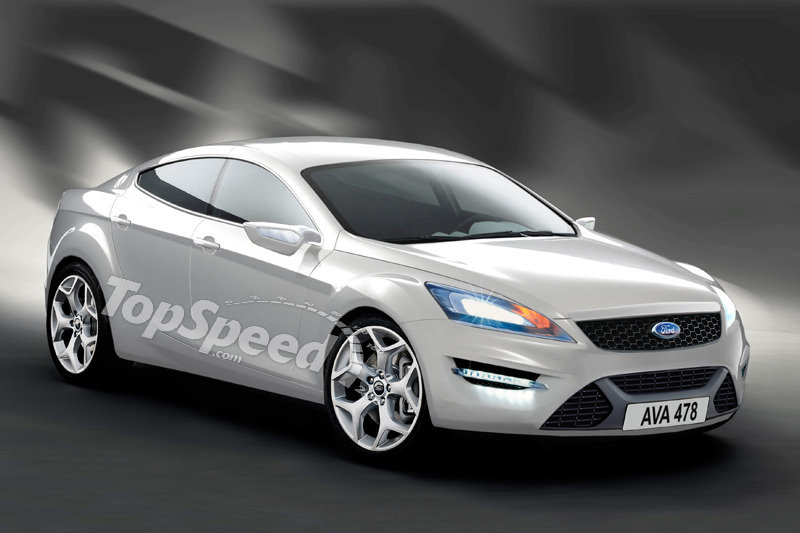 2012 Ford Mondeo Coupe