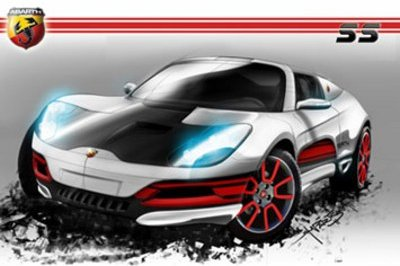 Abarth will built model based on the Elise