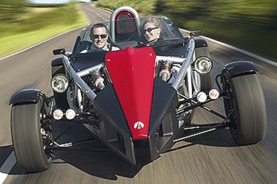 Ariel Atom will get windscreen as an option