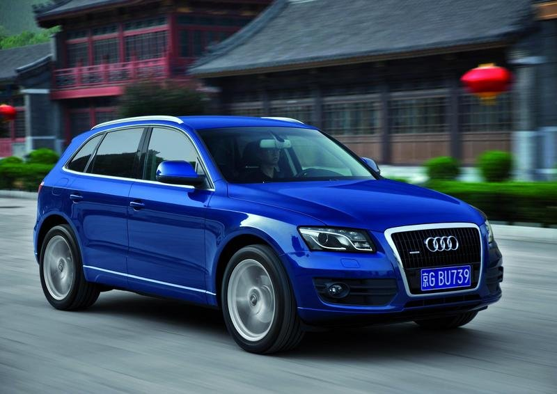 Audi Q5 - European prices and new image gallery