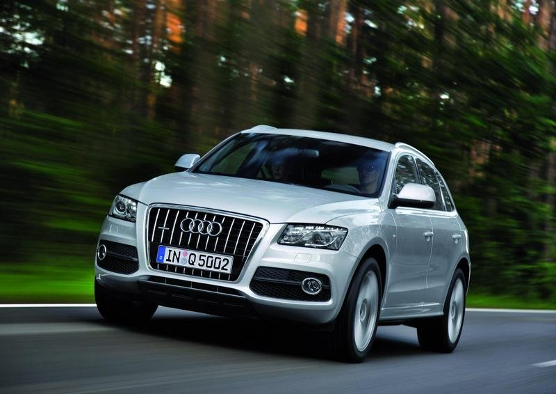 Audi Q5 - US specifications revealed