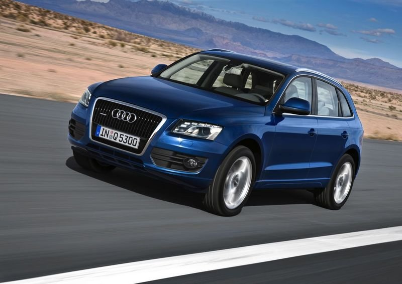 Audi Q5 and A4 may be built in USA