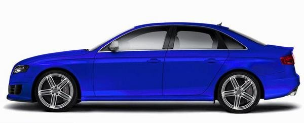 audi rs4 and rs5 will get v8 engine picture