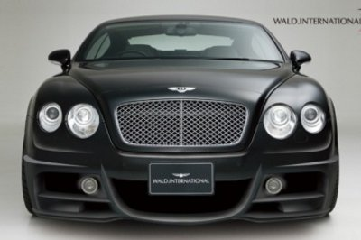 Bentley continental reviews specs prices page 7 top speed bentley continental gt black bison edition by wald international publicscrutiny Choice Image