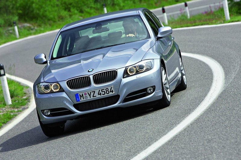 BMW 3-Series facelift - official images