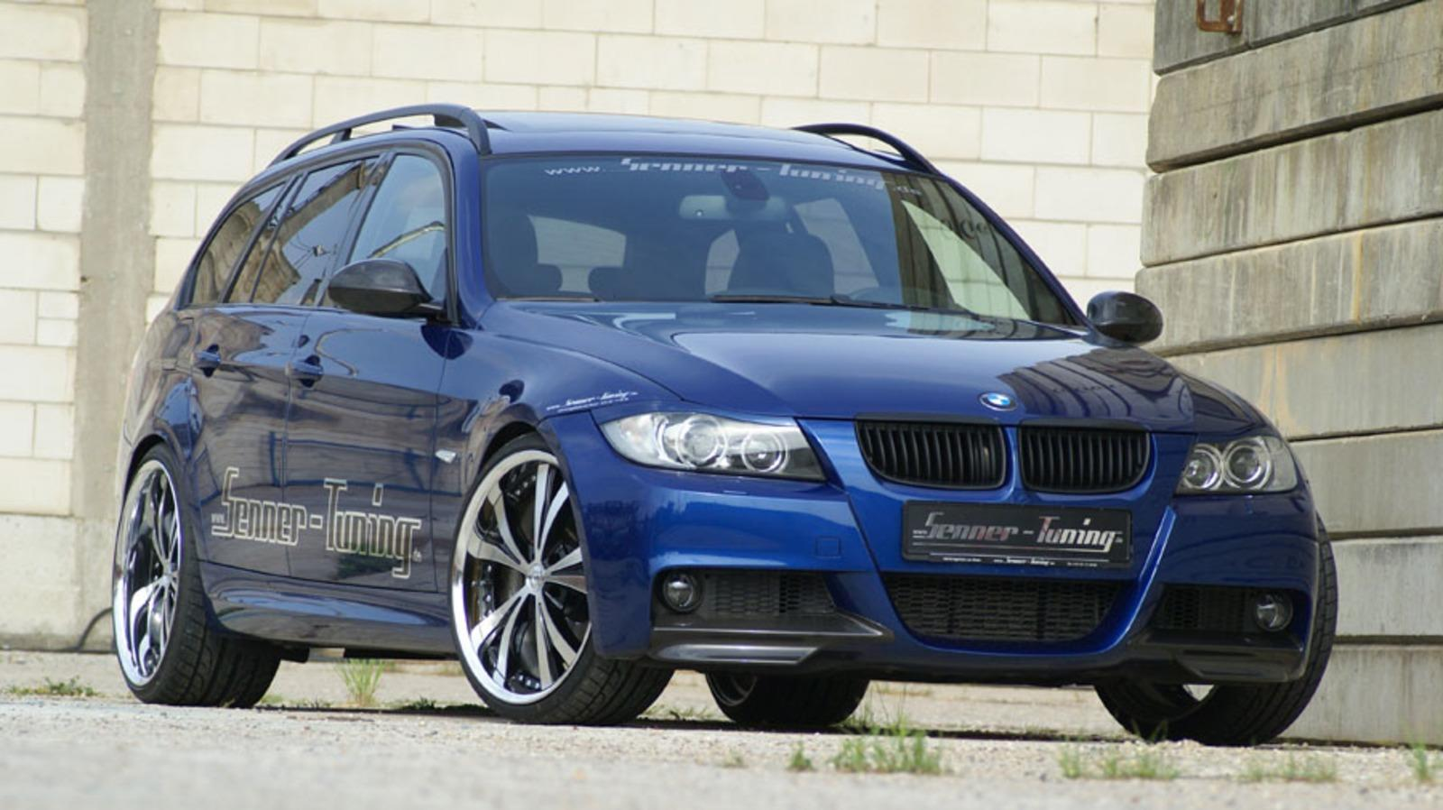 bmw 320d touring by senner tuning news gallery top speed. Black Bedroom Furniture Sets. Home Design Ideas