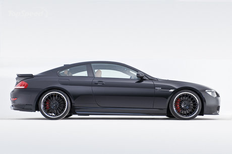 Bmw 650i Black. 2. mw 6-series by hamann
