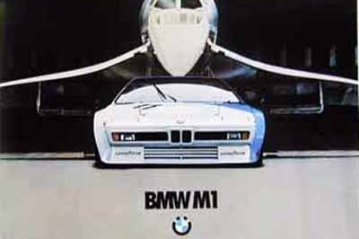 BMW M1 To Race Again