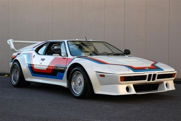 bmw will revive m1 procar series car news top speed. Black Bedroom Furniture Sets. Home Design Ideas