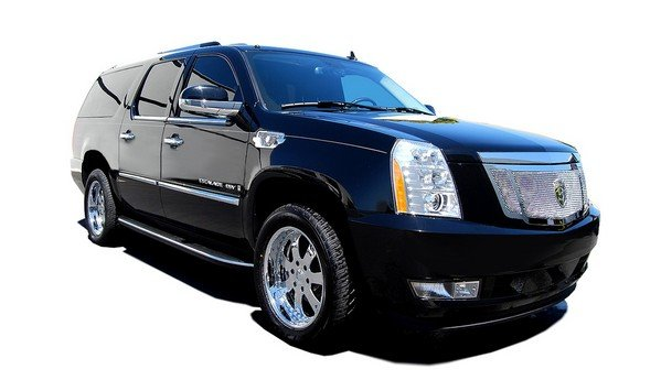 cadillac escalade esv by becker strut picture