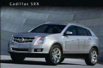 Chevrolet Cruze, Cadillac SRX, Saab 9-4X - first images