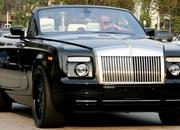 David Beckham spotted driving his new Rolls Royce convertible - image 255089