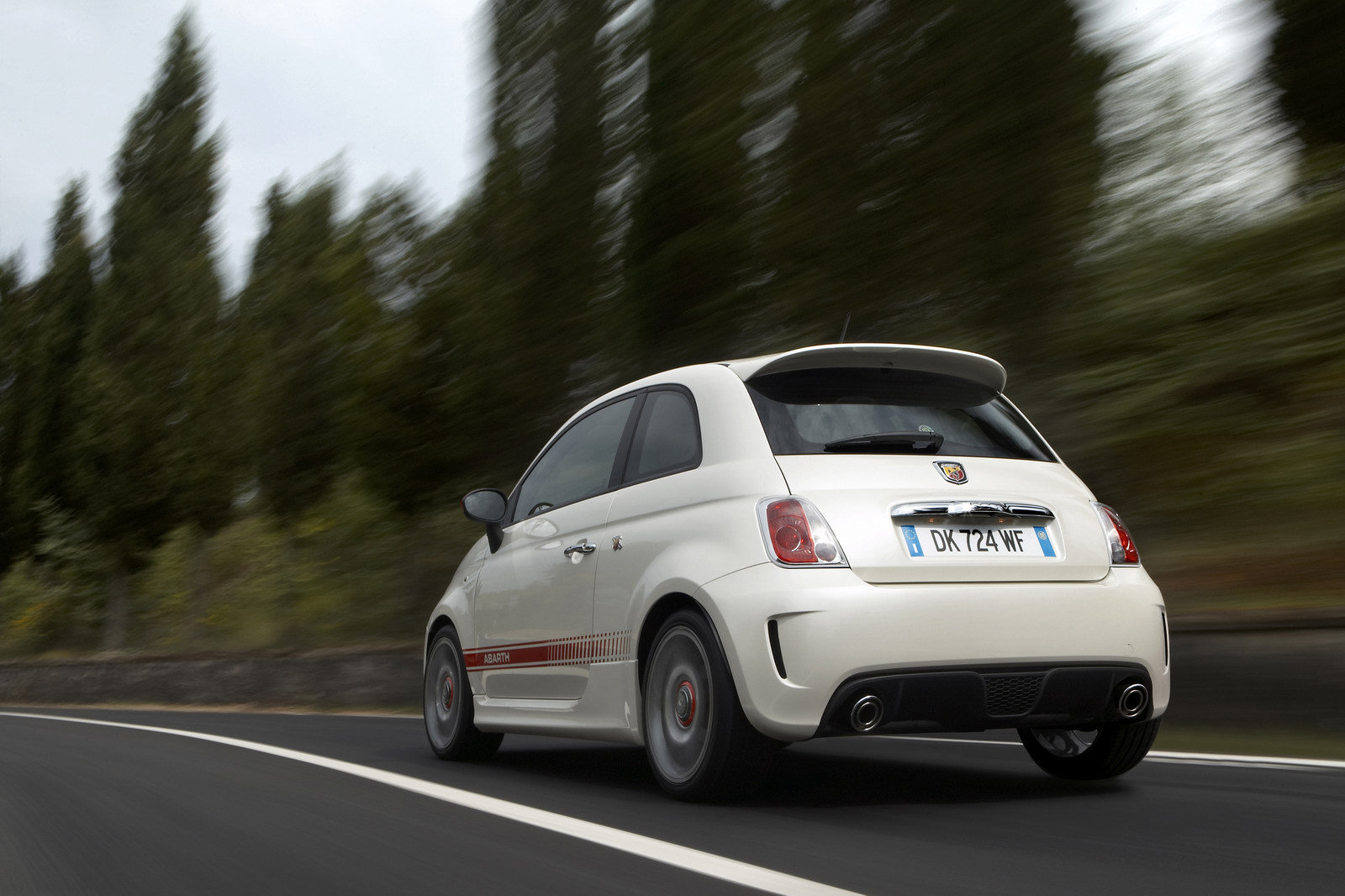 Fiat 500 abarth opening edition picture 255358 car for Garage abarth paris