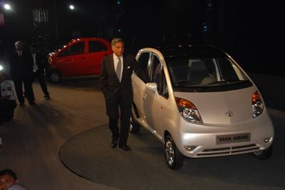 Fiat looking to bring Tata's Nano to the world?