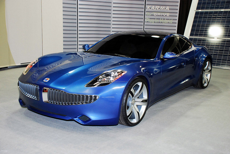 Fisker Karma will be built in Finland