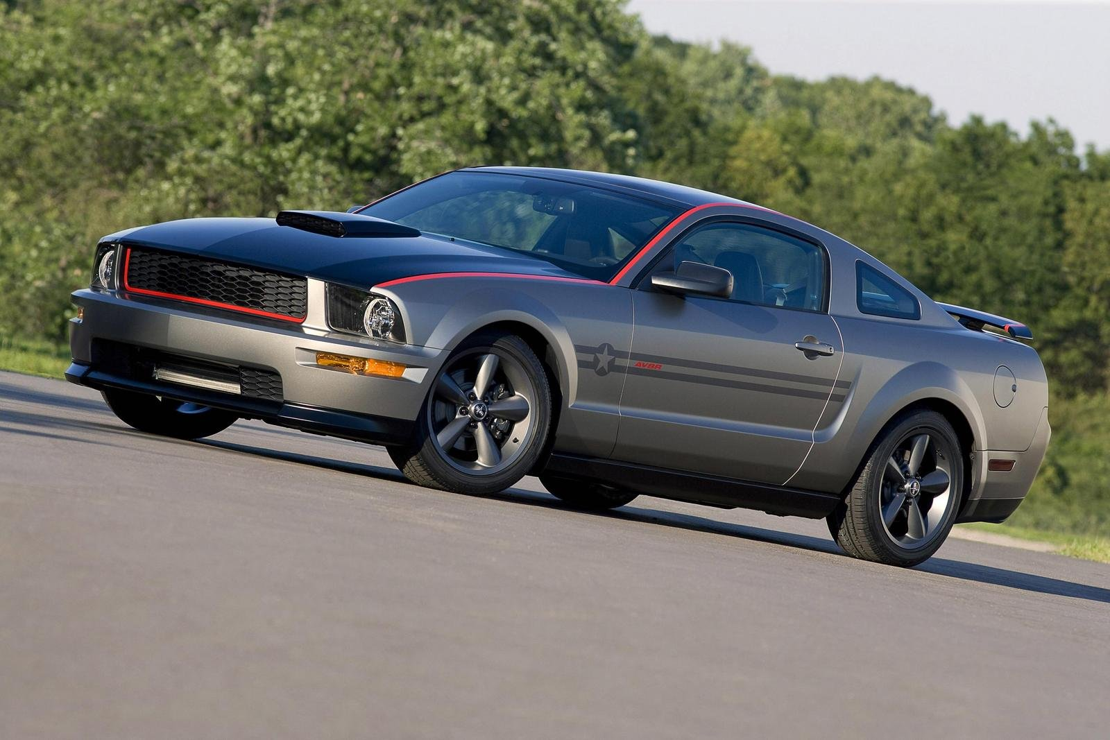 Ford Mustang 2008 Top Speed