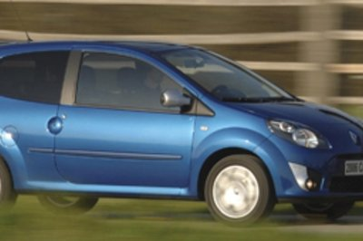 Gas Only Renault Twingo Gets 47 MPG