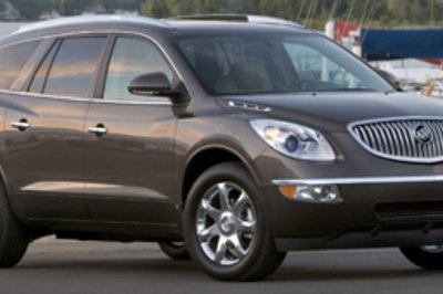 GM to export Buick Enclaves to China