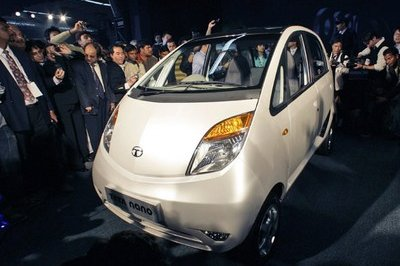 Greener, more frugal versions of Tata Nano on the cards